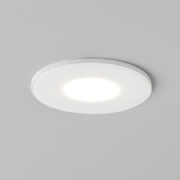 Mayfair LED Bathroom/Shower Downlight in White IP65 - ASTRO 1348001 (5743)
